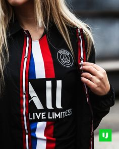 Sport Fashion - Stylish sport lifestyle clothes at Unisport! Lifestyle Clothing, Lifestyle Fashion, Football Gear, Sport Fashion, Fashion Online, Street Style, Psg, Nike, Stylish