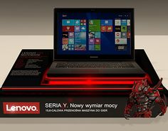 POS for new line Lenovo notebooks Y