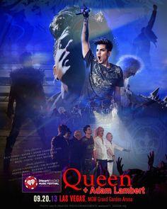 Adam Lambert and Queen - brilliant!