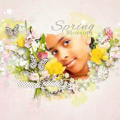 Spring Blossom Collection by Indigo designs https://www.pickleberrypop.com/shop/product.php?productid=32039  RAK Lilou