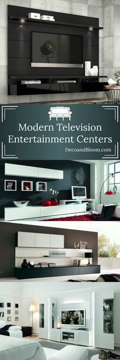 Deco & Bloom Is A Home Decor Discovery Site For Design Enthusiasts Seeking Chic Inspiration From Around The World Modern Entertainment Center, Corporate Entertainment, Led Panel, Floor Space, Discovery, Stuff To Do, Sweet Home, Entertaining, Flooring