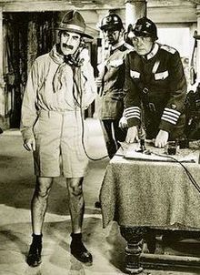 The Marx Brothers - Duck Soup (1933 film)