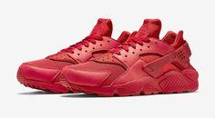 002f7be8c9a2 Nike s All-Red Air Huarache Is Coming Soon Nike Air Huarache Femme