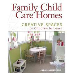 Family Child Care Homes: Creative Spaces for Children to Learn - Pretty colors Childcare Rooms, Daycare Rooms, Home Daycare, Daycare Setup, Daycare Organization, Daycare Ideas, Playroom Ideas, Daycare Design, Organizing