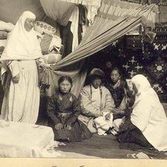 Marriage of Kazakhs.Dudin's photo