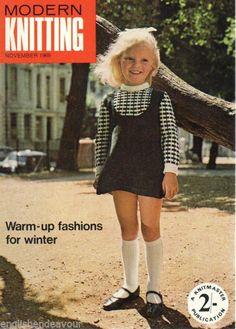 Modern Knitting November 1969