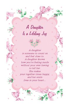 Says It All Birthday Wishes For Daughter Happy Cards To Print