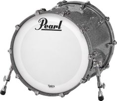 22X18 Reference Bass Drum w/o BB-3 Granite Sparkle by Pearl. $1500.00. What if each drum in your drum set was engineered as an instrument unto itself? Each tom designed to respond perfectly within the confines of its respective frequency without compromise over any other area of your kit. This is the mission behind Reference Series. A complete set of individually engineered, incredible sounding drums.In 1999, Pearl began its most ambitious undertaking, The Masterworks Se...
