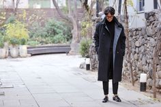 Mens Fashion, Street Fashion, Hip Hop, Winter Fashion, Normcore, Menswear, Seoul Korea, Street Style, Coat
