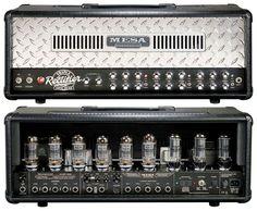 The Mesa Boogie Triple Rectifier Series