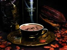Chocolat chaud Sprüngli Zürich
