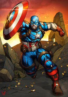 Something Marvel? Bit of both! Comic Book Characters, Marvel Characters, Comic Character, Comic Books Art, Comic Art, Marvel Comics Superheroes, Marvel Heroes, Marvel Avengers, Secret Avengers