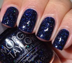 Morgan Taylor Nail Lacquer Under The Stars - Of Life and Lacquer