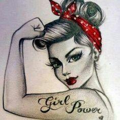 O Blog da Pam Pam: GIRL POWER e um pouquinho de mim