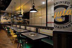 GYUTA BBQ restaurant by STUDIO C8, Hong Kong , http://www.interiordesign-world.com/gyuta-bbq-restaurant-by-studio-c8-hong-kong/
