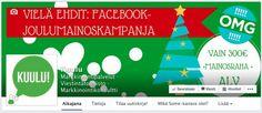 5 vinkkiä yrityksen joulukampanjointiin