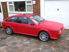 1992 VW Scirocco. This is the last year the Scirocco was made until 2008.