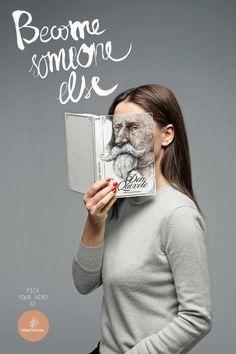 Ingeniosas campañas para fomentar la lectura