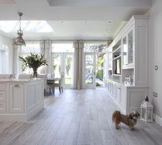 Kitchen Dining Area | Custom Kitchen Designs Ireland