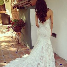 Ines Di Santo. LOVE this dress!!!