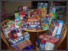 Suburban Habits: How to feed a family on $400 per month!