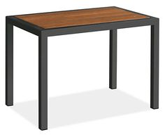 Montego outdoor end tables add a beautiful accent to your outdoor furniture. Use one for an outdoor table for your modern outdoor furniture outdoor dining Round Bar Table, Square Side Table, Round Coffee Table, Side Tables, Outdoor End Tables, Modern End Tables, Modern Outdoor Furniture, New Furniture, Lounge Chair Cushions