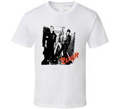 The Clash Debut Album British Punk Band Music Fan T Shirt British Punk, The Clash, Shirt Price, Debut Album, Music Bands, Shirt Style, Cool Designs, Fan, Hoodies