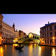 I won't be drinking wine but I will be drinking in the sights here in Venice on day