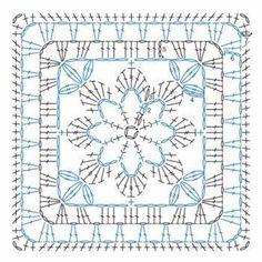 Crochet Granny Square Diagram Light Fixture Deutsch 1067 Best Charts Images In 2019 Squares Patterns Stitches
