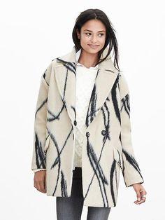 XO Cocoon Coat