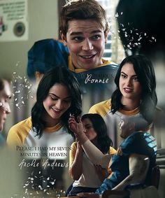Please, I've had my seven minutes in heaven with Archie Andrews