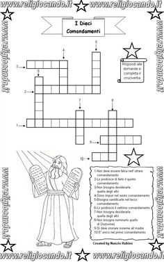 Bible Crafts, Crossword, Mary, Faith, Crochet, Ideas, Will And Testament, Catechism, Calendar
