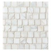 Hand Clipped | Stone Mosaic Tile Pattern