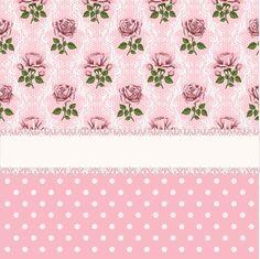 Rosas Vintage Diy, Vintage Paper, Background Vintage, Paper Background, Scrapbooking, Scrapbook Paper, Watercolor Card, Shabby Chic Wallpaper, Paper Crafts