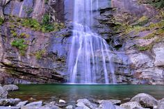 Waterfall by Welbis Pestana on 500px