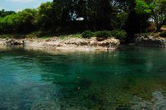 Balneario Santa Margarita, cerca de Palenque