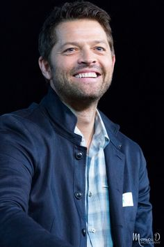 Monica D Photography (@MonicaDPhoto) | Twitter .@mishacollins : Saturday Panel 1