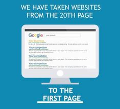 Why it's important to rank on the first page of Google?
