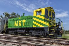 https://flic.kr/p/uFXrP7 | MKT No. 48 | Oklahoma Railway Museum in Oklahoma City.