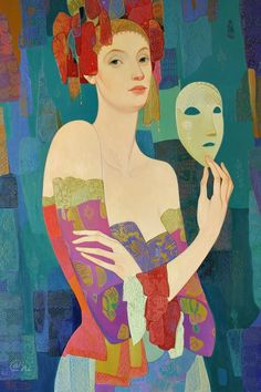 Maia Ramishvili - The mask