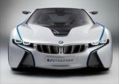 BMW i8 hybrid sports car concept
