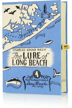 Olympia Le-Tan Clutch. The Lure of Long Beach