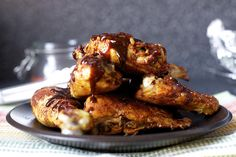 dry rub oven-barbecued chicken by smitten, via Flickr