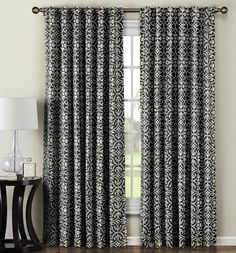 Allure Curtain Panel