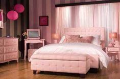 Luxury-pink-bedroom-  pink bedroom ideas-pink bedroom-girly bedroom-girl bedroom-cute room-teen bedroom