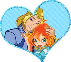bloom and daphne | Winx: Bloom ;-)