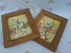 Set of Two Holly Hobbie Wall Pictures by vintapod on Etsy, $18.75