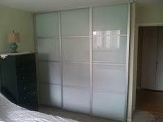 Image result for full height frosted glass sliding door