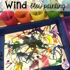 All our favorite weather themed activities (literacy math STEM science sensory fine motor). Designed for preschool pre-k and kindergarten kiddos. Weather Activities Preschool, Weather Kindergarten, School Age Activities, Seasons Activities, Preschool Science, Color Activities, Teaching Weather, Preschool Lessons, Teaching Activities