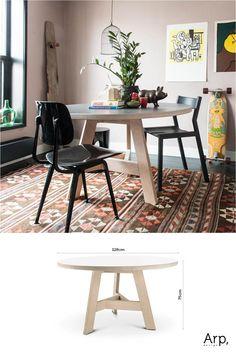 Kleine Ronde Eethoek.Kleine Ronde Eettafel Wastelegs Ronde Tafels Table Design En